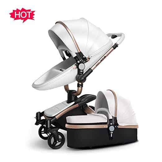 Best Stroller Maneuverability The Best Most Premium Expensive Luxury Strollers For 2020
