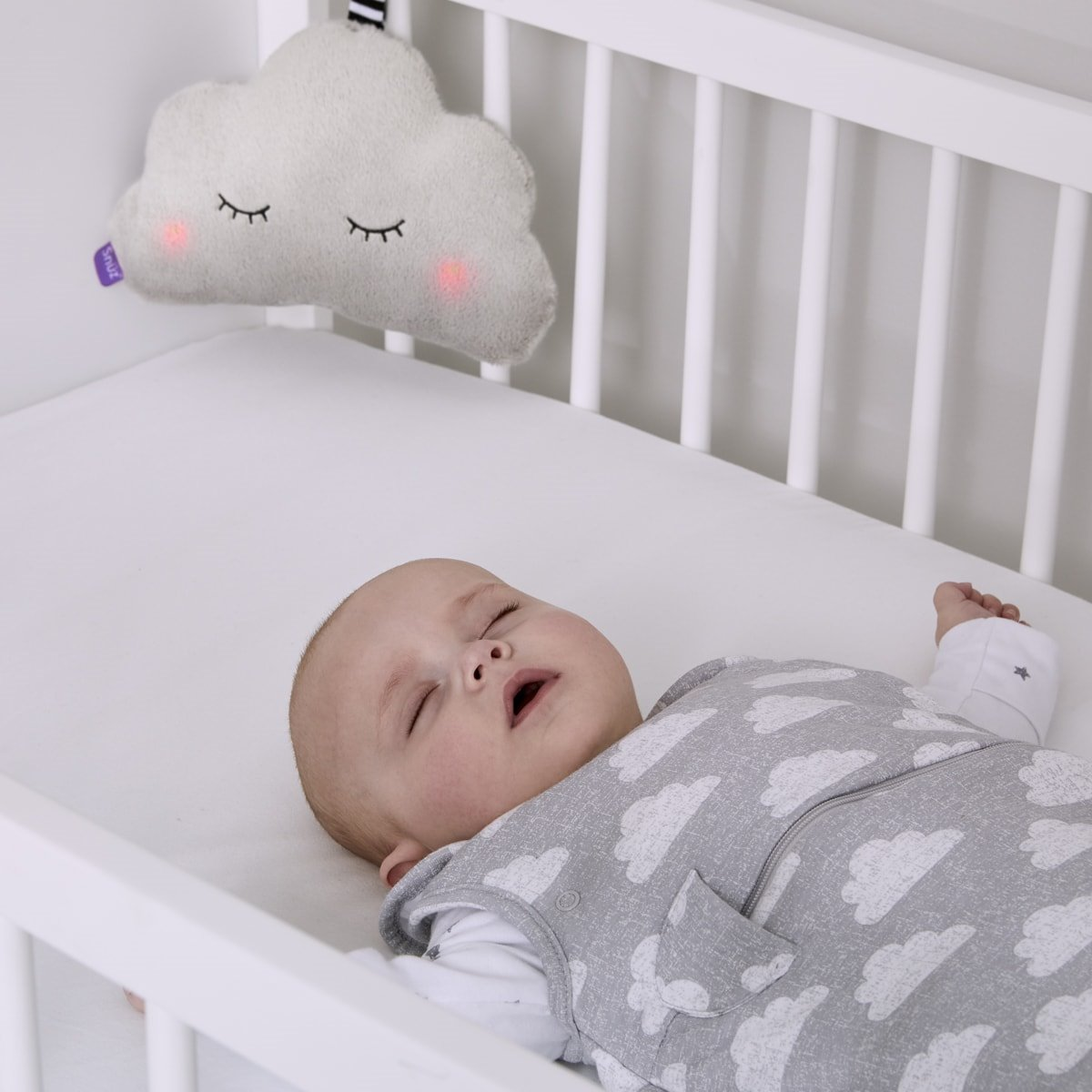 What Can Baby Sleep In Next To Bed Snuzcloud Baby Sleep Aid