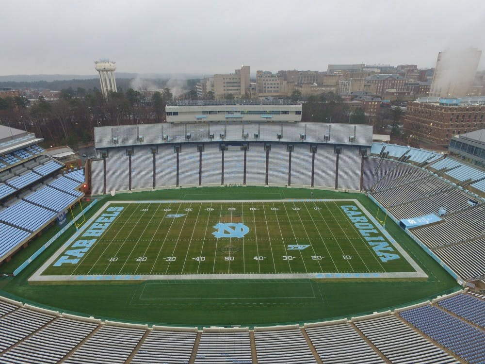 New year, new Kenan UNC will install individual seats in its home