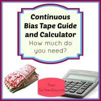 Continuous Bias Binding Calculator