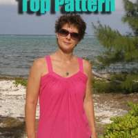 Free sewing pattern - Summer Drape Top