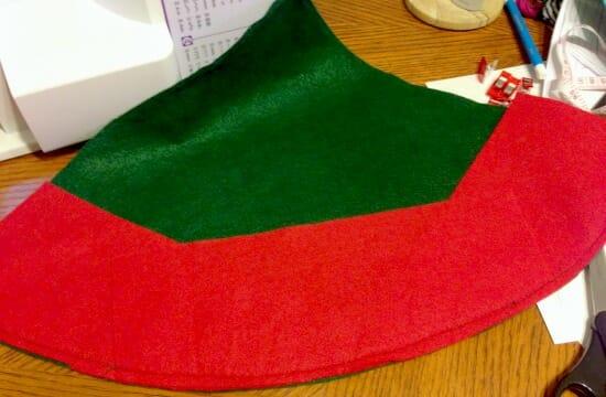 Easy DIY Felt Elf Hat pattern - So Sew Easy