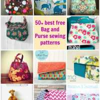 50 Favorite Best Free Purse Patterns