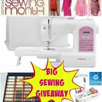 National Sewing Month - celebrate with a great giveaway!