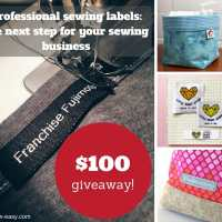 Professional sewing labels - the next step for your business