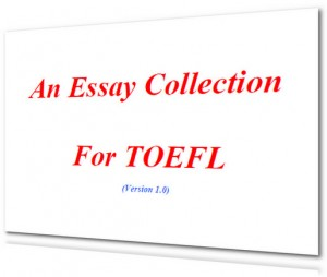 Ebook Sample Essays For TOEFL