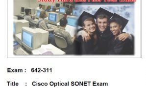 Cisco Optical SONET Exam