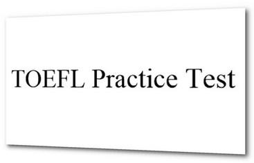 Toefl Practice Test Bank Soal Ujian