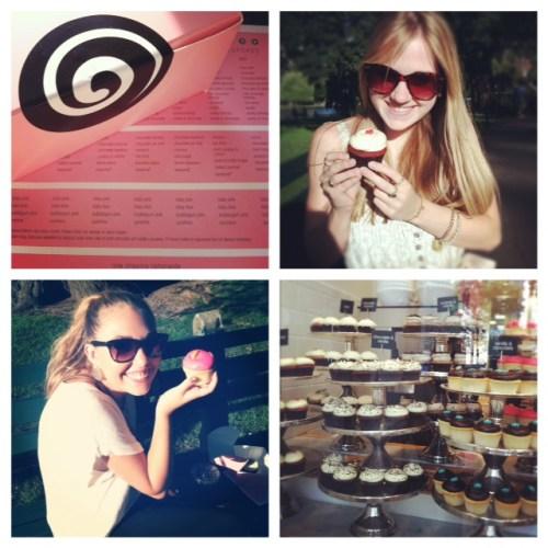 Georgetown Cupcake Instagram