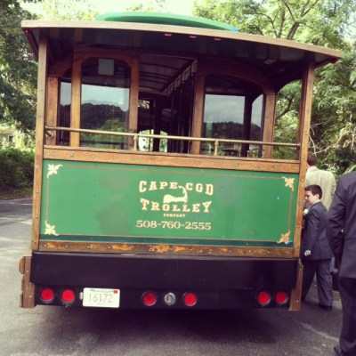 cape cod trolley