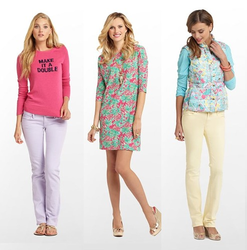 lilly pulitzer resort 2012
