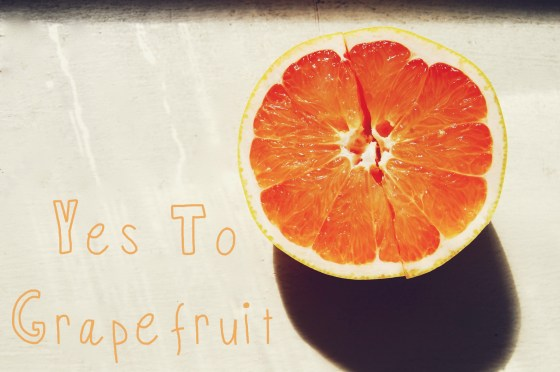 grapefruit skincare