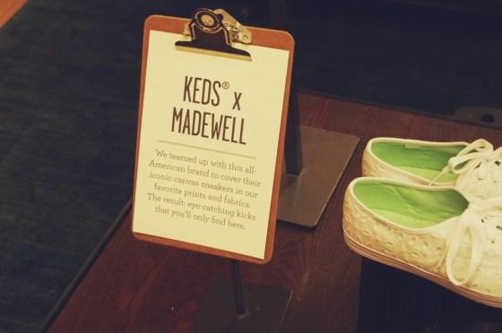 keds for madewell