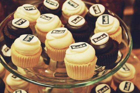 keds cupcakes
