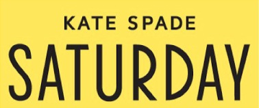 kate spade saturday logo