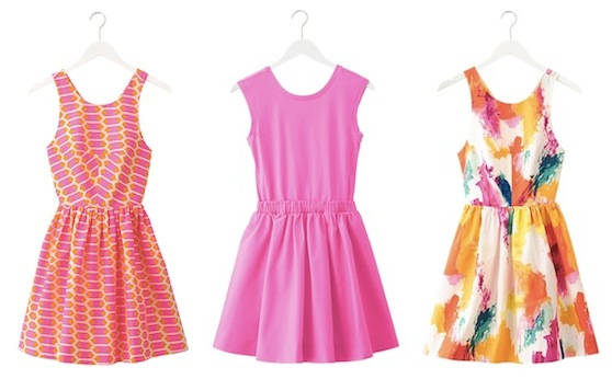 kate spade saturday spring 2013 dresses
