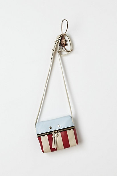 red white blue anthropologie cross body