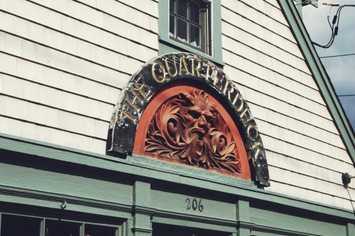 the quarterdeck scituate