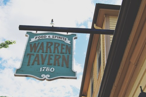 warren tavern charlestown