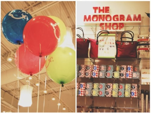c wonder monogram shop