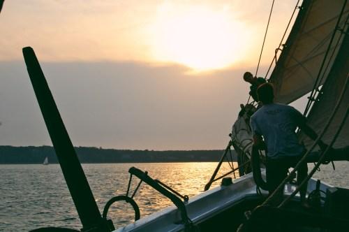 martha's vineyard sailing