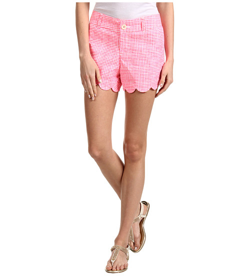 lilly pulitzer buttercup shorts scallop