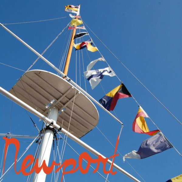nautical flags newport