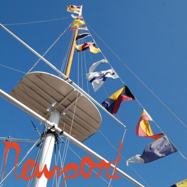 nautical flags newport