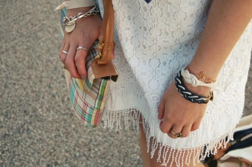 new england rope bracelets