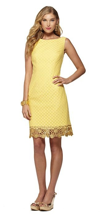 starfruit yellow dawson dress