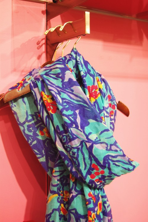 Lilly Pulitzer Murfee Scarves