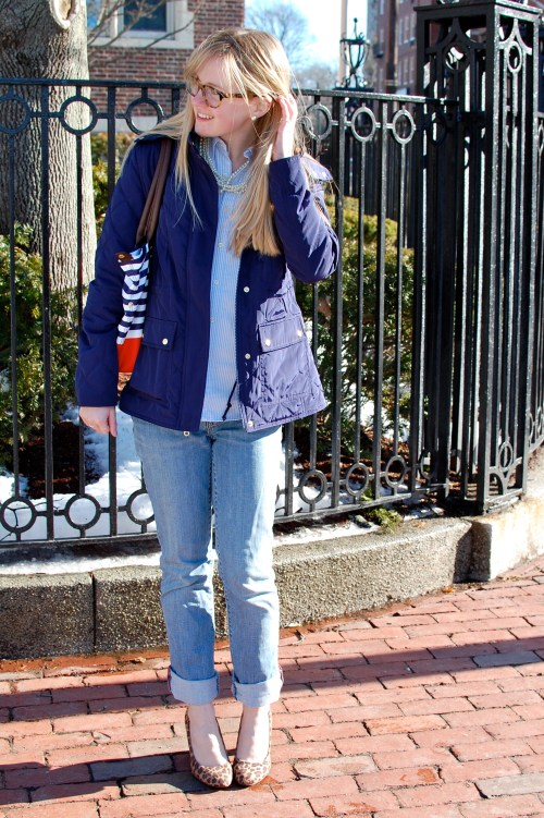 Harvard Square Spring Fashion
