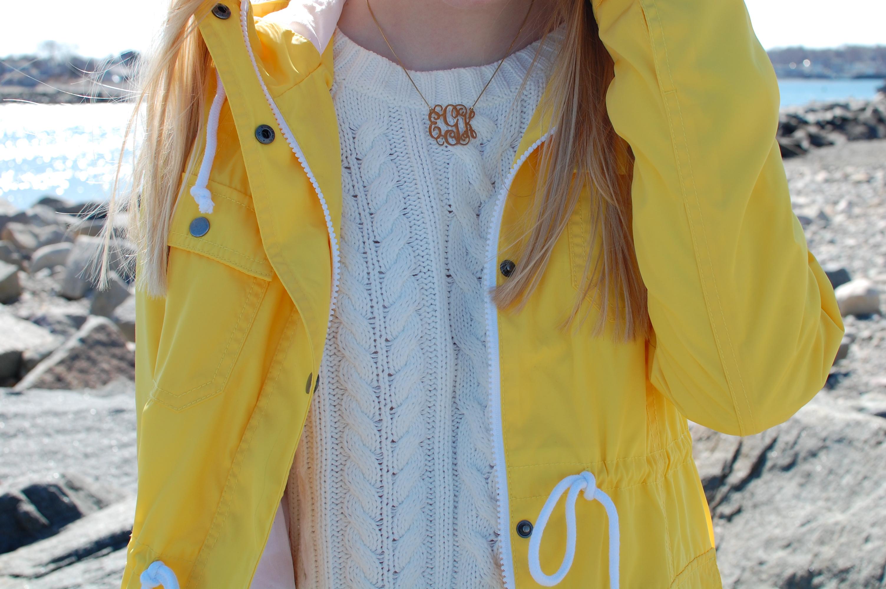 Old navy womens rain jacket