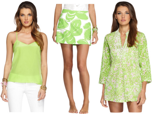 Lilly Pulitzer St. Patrick's Day