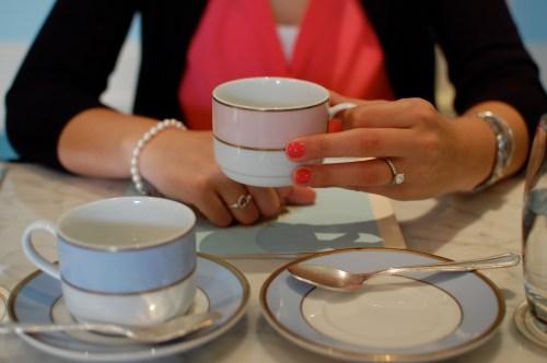 Laduree Tea Cups