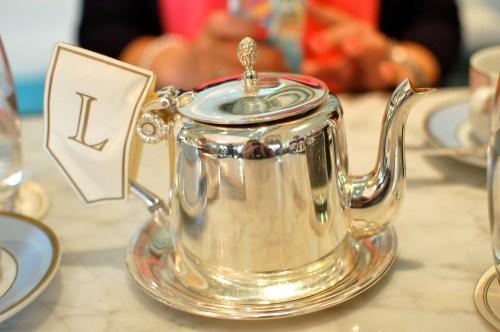 Tea at Laduree