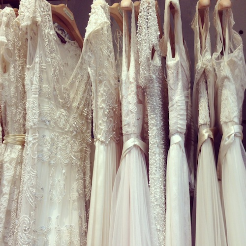 BHLDN Anthropologie Wedding Gowns