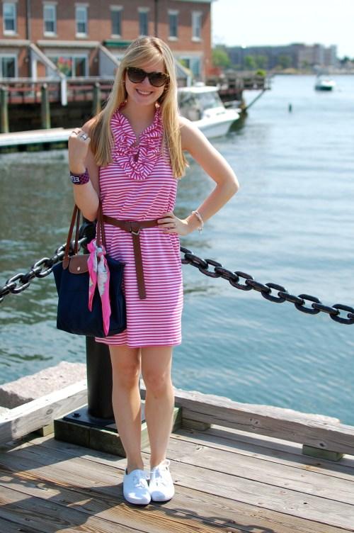 Just Madras Skipper Dress