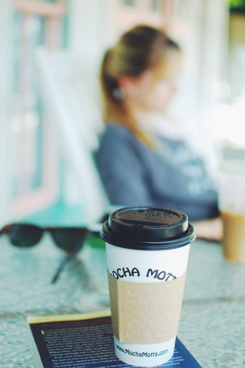Best coffee on Martha's Vineyard