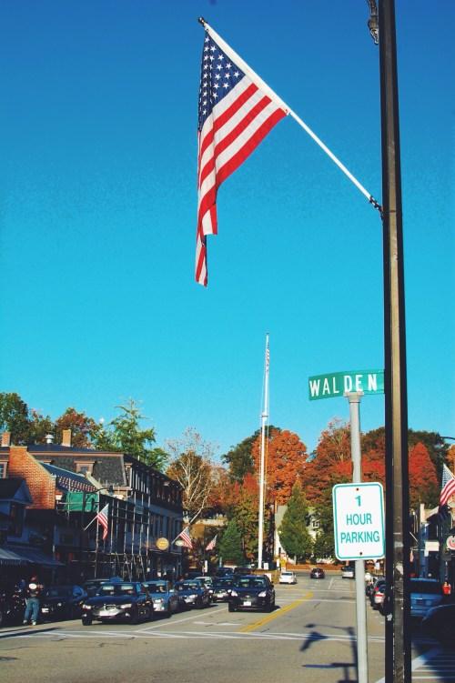 Walden Street Concord MA