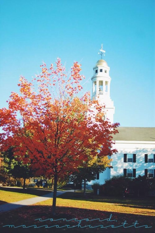 Concord MA Travel Guide
