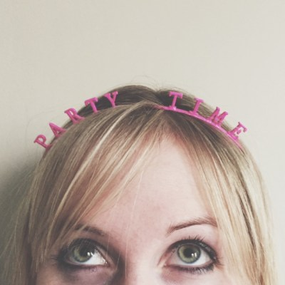 ban.do Party Time Headband