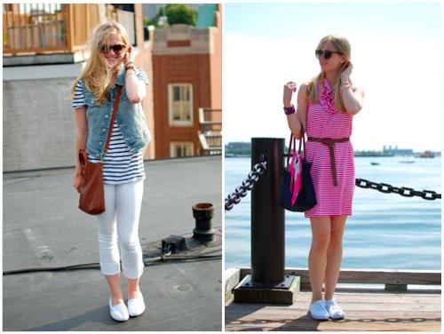 New England Summer Fashion