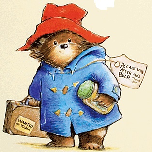 Paddington Bear Coat