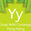 soap with Cananga ylang-ylang
