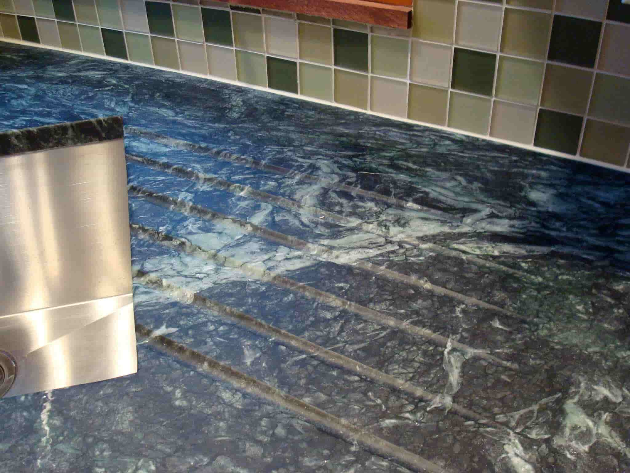 Soapstone Countertop Care Monsoon Wave Soapstone Countertop Project