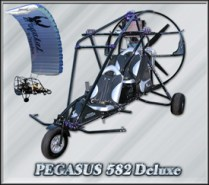 Powrachute Pegasus 582