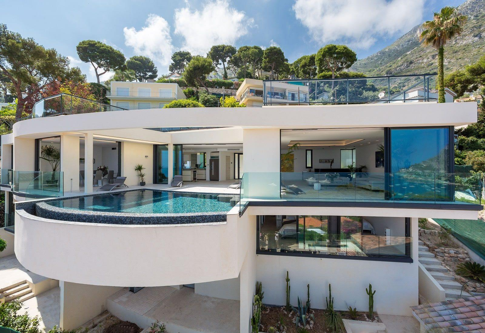 Pool Kaufen Sale Luxury Villa With Infinity Pool And Mediterranean Sea View