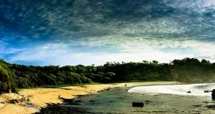 Pantai Jungwok, Sudut Timur Jajaran Pantai Wonosari