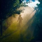 Беги, чтобы твой свет не погас